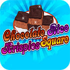 Chocolate RiceKrispies Square jeu