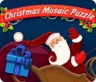 Mosaïque de Noël jeu