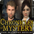 Chronicles of Mystery: The Scorpio Ritual jeu