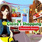 Claire's Christmas Shopping jeu