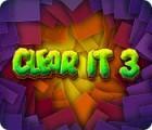 ClearIt 3 jeu