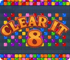 ClearIt 8 jeu