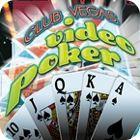Club Vegas Casino Video Poker jeu