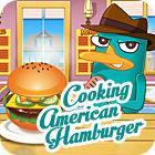 Cooking American Hamburger jeu