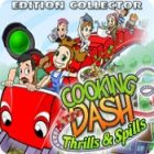Cooking Dash 3: Thrills and Spills Edition Collector jeu