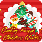 Cooking Frenzy. Christmas Cookies jeu