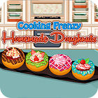 Cooking Frenzy: Homemade Donuts jeu