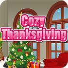 Cozy Thanksgiving jeu