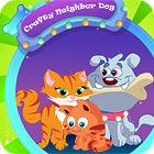 Crafty Neighbor Dog jeu