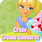 Crazy Cream Desserts jeu