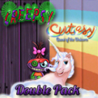 Creepsy and Cutsey Double Pack jeu