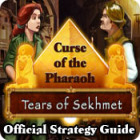 Curse of the Pharaoh: Tears of Sekhmet Strategy Guide jeu