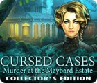 Cursed Cases: Meurtre au Manoir Maybard Édition Collector jeu