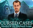 Cursed Cases: Meurtre au Manoir Maybard jeu