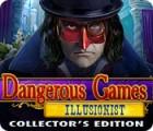 Dangerous Games: L'Illusionniste Edition Collector jeu