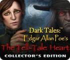 Dark Tales:  Le Cœur Révélateur Edgar Allan Poe Édition Collector jeu