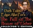 Dark Tales: La Chute de la Maison Usher Edgar Allan Poe Edition Collector jeu