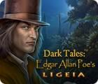 Dark Tales: Ligeia d'Edgar Allan Poe jeu