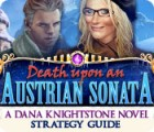 Death Upon an Austrian Sonata: A Dana Knightstone Novel: Strategy Guide jeu