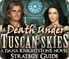Death Under Tuscan Skies: A Dana Knightstone Novel Strategy Guide jeu