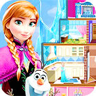 Decorate Frozen Castle jeu