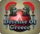 Defense of Greece jeu