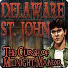 Delaware St. John - The Curse of Midnight Manor jeu