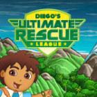 Go Diego Go Ultimate Rescue League jeu