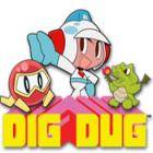 Dig Dug jeu