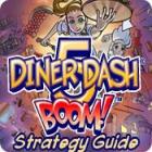 Diner Dash 5: Boom! Strategy Guide jeu