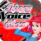 Disney The Voice Show jeu