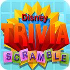 Disney Trivia Scramble jeu