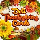 Doli Thanksgiving Cards jeu