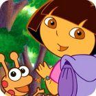Dora the Explorer: Online Coloring Page jeu