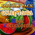 Double Pack Gourmania and Magic Encyclopedia jeu