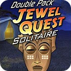 Double Pack Jewel Quest Solitaire jeu