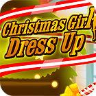 Dress-Up Christmas Girl jeu