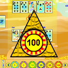 Egyptian Caribbean Poker jeu