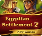 Egyptian Settlement 2: New Worlds jeu
