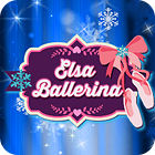 Elsa Ballerina jeu