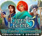 Elven Legend 5: The Fateful Tournament Collector's Edition jeu