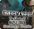 Enigmatis: The Ghosts of Maple Creek Strategy Guide jeu