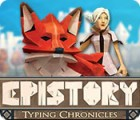 Epistory: Typing Chronicle jeu