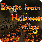 Escape From Halloween Village jeu