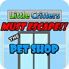 Escape The Pet Shop jeu