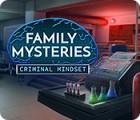 Family Mysteries: Criminal Mindset jeu