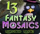 Fantasy Mosaics 13: Unexpected Visitor jeu