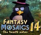 Fantasy Mosaics 14: Fourth Color jeu
