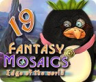 Fantasy Mosaics 19: Edge of the World jeu