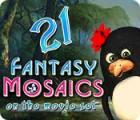 Fantasy Mosaics 21: On the Movie Set jeu